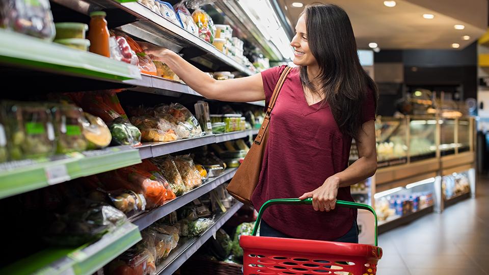 fa6313187 Dicas infalíveis para organizar prateleiras de supermercado e vender ...